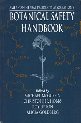 Botanical Safety Handbook