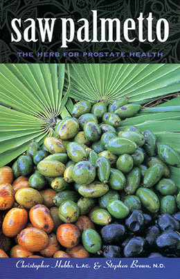 Saw Palmetto — The Herb for Prostate Health