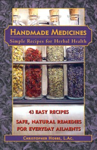 Handmade Medicines — Simple Recipes for Herbal Health