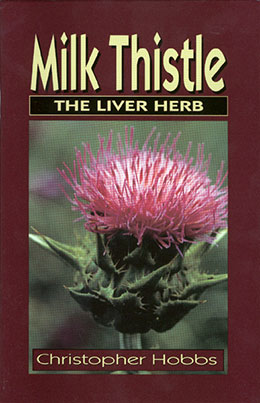 Milk Thistle — The Liver Herb
